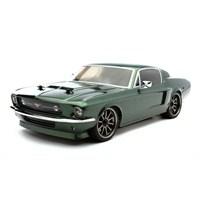 Vaterra V100-S 1/10 1967 Ford Mustang Rtr 2.4 Gghz Spektrum Uzaktan Kumandalı Araba