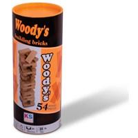 Ks Games Woodys Ahşap Kule Oyunu