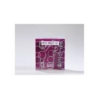 Wıre Puzzle Set-Purple