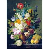 Clementoni Bowl Of Flowers - 1000 Parça Puzzle