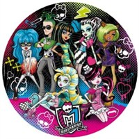 Clementoni Monster High Best Ghoul Friends - 500 Parça Puzzle
