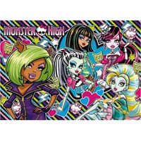 Clementoni Monster High Perfectly Imperfect - 500 Parça Puzzle