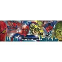 Clementoni Spider Man Amazin - 1000 Parça Panoramik Puzzle