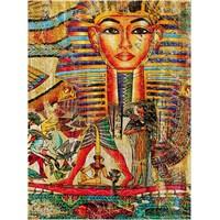 Gold Antik Mısır Kolaj - 500 Parça Puzzle