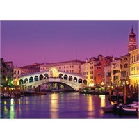Clementoni Rialto Bridge - 1000 Parça Puzzle