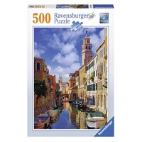 Ravensburger Venedik - 500 Parça Puzzle