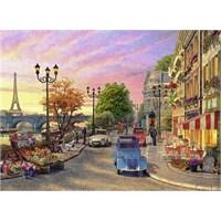 Ravensburger Paris Gecesi - 500 Parça Puzzle