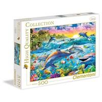 Clementoni Hq Yunus Cenneti - 500 Parça Puzzle