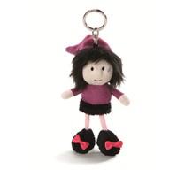 Nici Peluş Anahtarlık Bean Bag Miss Moonville 10 cm