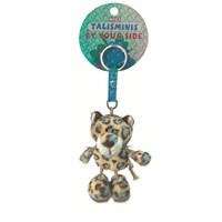 Nici Peluş Anahtarlık Talisminis Mavi Leopar 7 cm
