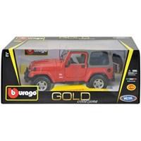 Burago Jeep Wrangler Sahara