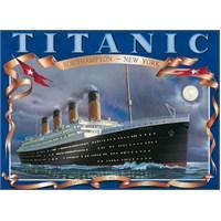 Clementoni Puzzle Titanic (1500 Parça)