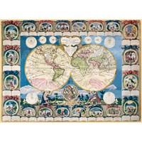 Clementoni Puzzle Old Map (1500 Parça)