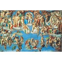 Clementoni Puzzle Universal Judgement, Michelangelo (1000 Parça)