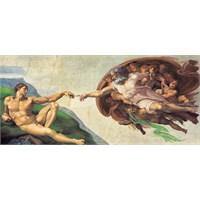 Clementoni Puzzle The Creation Of Man, Michelangelo (13200 Parça)
