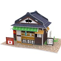 Cubic Fun 3D Puzzle 25 Parça Japon İzakaya