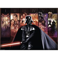 Ravensburger 500 Parça Star Wars Saga Puzzle