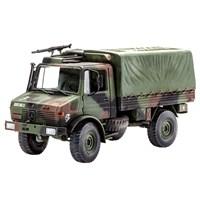 Revell 03082 Unımog (Lkw 2T Tmilgl) (1:35) Askeri Araç Maketi