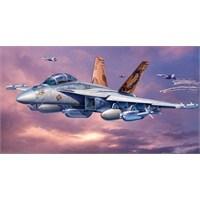 Revell 04904 Ea-18G Growler Savaş Uçağı 1:144