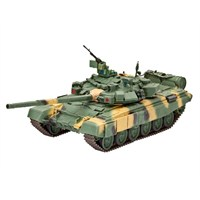 Revell Russian Tank T-90 Tank Maketi