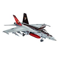 Revell 1:144 Savaş Uçağı Maketi M Set F/A 18E