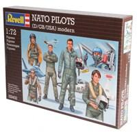 Revell Nato Pilotları - 1:72