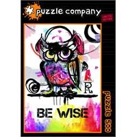 Puzzle Company Baykuş - 500 Parça Puzzle