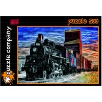 Puzzle Company Tren - 500 Parça Puzzle