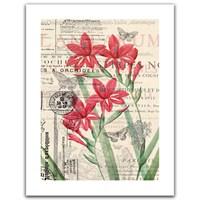 Pintoo Floral Pattern - 300 Parça Plastik Puzzle