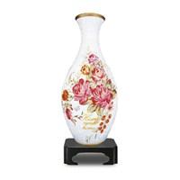 Pintoo İngiliz Gülleri - 160 Parça Plastik Vazo Puzzle
