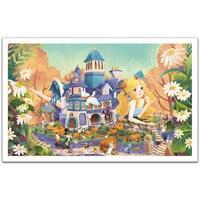 Pintoo Alıce Harikalar Diyarında - Beyaz Tavşan'ın Evi - 1000 Parça Puzzle