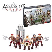 Assassin's Creed Borgia Guard Pack Collector Set