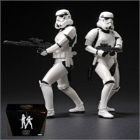 Star Wars Stormtroopers 2 Pack Artfx Statue 1/10