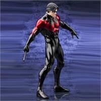 Dc Comics: Nightwing The New 52 Artfx+ Pvc Statue 1/10