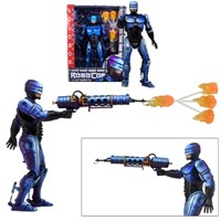 Robocop Vs. The Terminator Flamethrower Robocop Figure