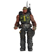 Gears Of War: Augustus Cole Action Figure Series 2