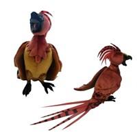 Harry Potter Fawkes The Phoenix Plush Anka Kuşu