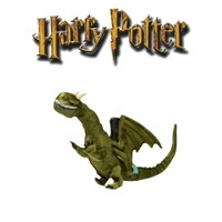 Harry Potter Welsh Green Dragon Plush Ejderha
