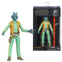 Star Wars Black Series Greedo Wave 2