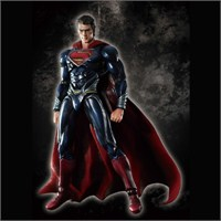 Man Of Steel Play Arts Kai Superman