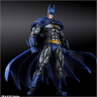 Batman Arkham City Play Arts Kai Batman 1970 Batsuits Skin