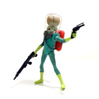 Mars Attacks! 6 İnch Action Figure