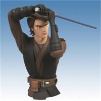 Star Wars Clone Wars Anakin Skywalker Bust Bank