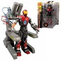Marvel Select Ultimate Iron Man Figür