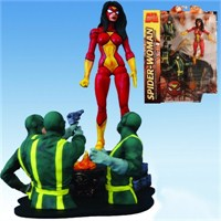 Marvel Select Spider-Woman Figür