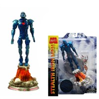 Marvel Select Stealth Iron Man Figür