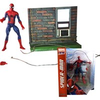 Marvel Select The Amazing Spider-Man Figür