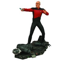 Star Trek Select Captain Picard Figür
