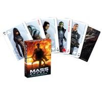 Mass Effect Playing Cards Mass Effect Oyun Kartları