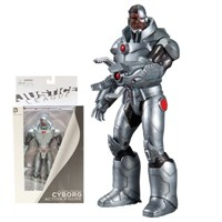 Justice League Cyborg New 52 Figür